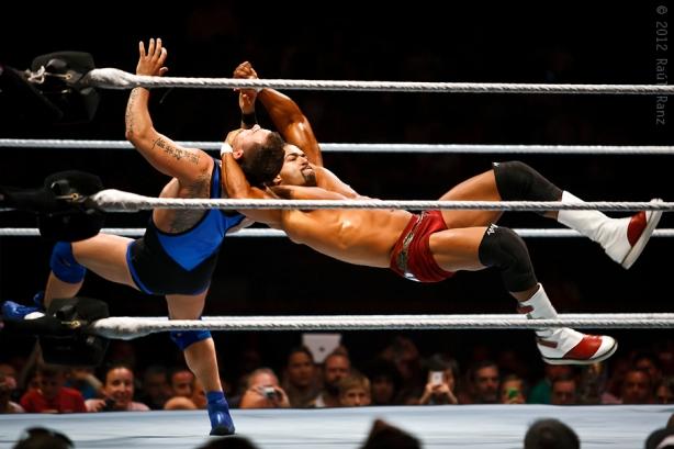 WWE Raw World Tour